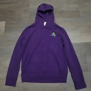 Adidas Womens Hoodie Size Large